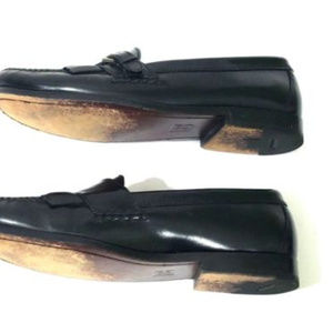 3c2dc53f88b Cole Haan Shoes - Cole Haan Pinch Buckle Leather Dress Loafer 8B